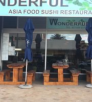 Wonderful Sushi Restaurant