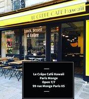 Le Crepe Cafe Hawai