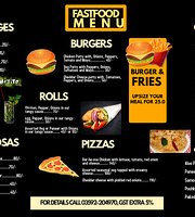 Asiatic Grill Fast Food