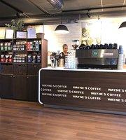 Wayne's Coffee Östersund