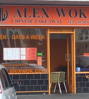 ‪Alex Wok Chinese Takeaway & Delivery‬