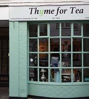 Thyme for Tea