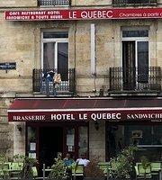 Brasserie le Quebec