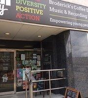 Global Diversity Positive Action (GDPA) Community Coffee Shop