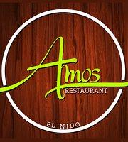 Amos Restaurant El Nido