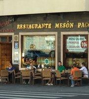 Meson Restaurante Paco
