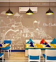 Oia Castle - Bistro & Cafe
