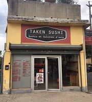 Taken sushi