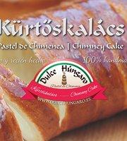 Dulce Hungaro - Pastel de Chimenea