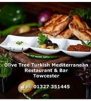 ‪Olive Tree Turkish Mediterranean Restaurant‬