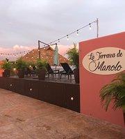 La terraza de Manolo