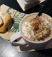 Starbucks Guildford University - Stag Hill