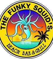 The Funky Squids beach bar & grill