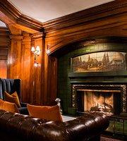 Fireside Room at Hotel Sorrento