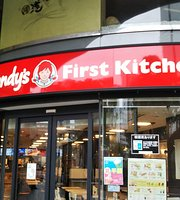 Wendy's First Kitchen Shin Yokohama