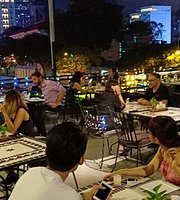 Chanh Bistro Rooftop Saigon Calmette