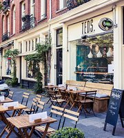 Teds Amsterdam - All Day Brunch