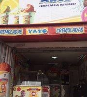 Cremoladas Yayos