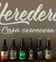 Heredera, cerveceria artesanal