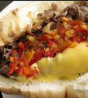 Gabriel's Cheesesteak Hoagies