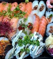 Rå Epok - Sushi På Skånska