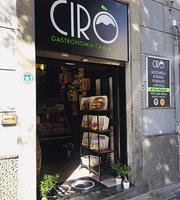 Ciro Gastronomia Campana