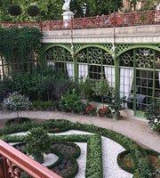 Orangerie im Burggarten