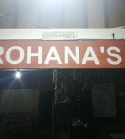 Rohana's restaurant