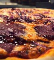 Pizza Rucola Bayraklı
