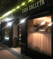 Casa Galleta