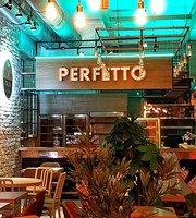 Perfetto Italian Kitchen- Október 6.