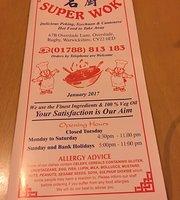 Super Wok Chinese Takeaway