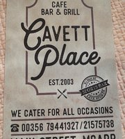 Cavett Place