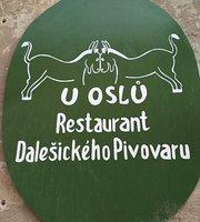 U vsech oslu - Dalesicka restaurant