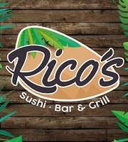 Rico's Sushi Bar and Grill