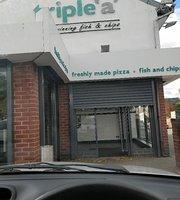 Triple A Award Winning Fish & Chips