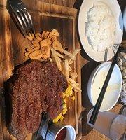8 Eight Beef Steak&Hamburger Kobe Umie Mosaic