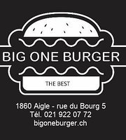 Big One Burger