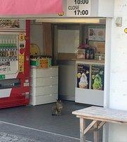 World's Second Best Freshly Baked Melonpan Ice-cream Hakodate Motomachi