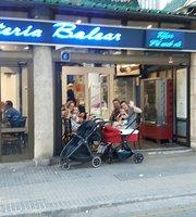 Cafetería Balear
