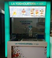 Yogurteria Danone - Manoteras