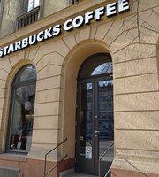 Starbucks Szena