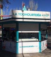 Yogurteria Danone - Parque de Atracciones de Madrid