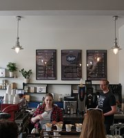 RELAY Coffee Roasters: Concession St.