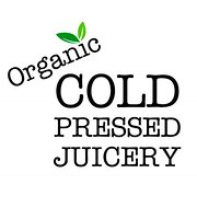 ‪Organic Cold Pressed Juicery‬