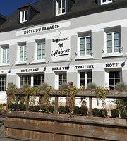 Hotel Le Paradis Restaurant M l'Aubrac