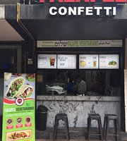 Falafel Confetti