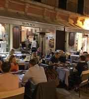Alcudia restaurants Sa Plaça