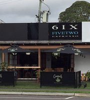 6IX FIVETWO Espresso