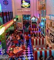 V8 American Diner Bangkok